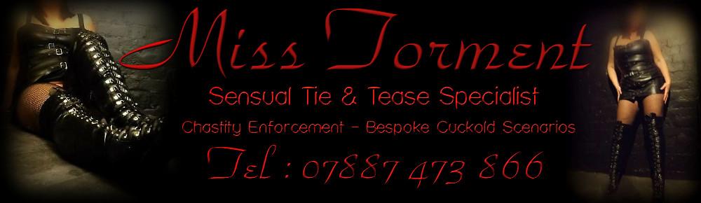Miss Torment The Manchester Mistress